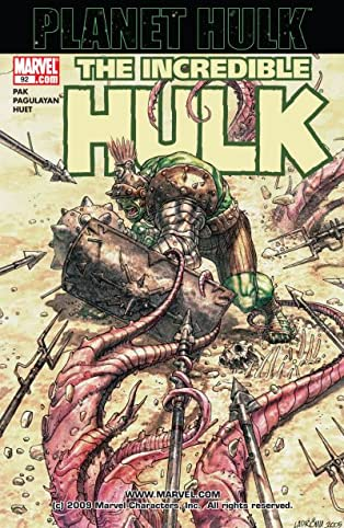 Incredible Hulk (1999-2007) #92