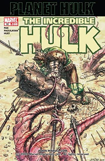 Incredible Hulk (1999-2008) #92
