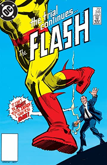 The Flash (1959-1985) #346