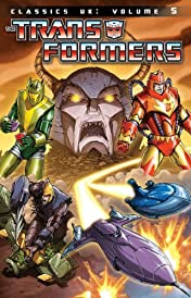 Transformers Classics: UK Vol. 5