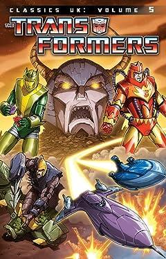 Transformers Classics: UK Vol. 5