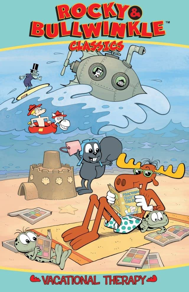 Rocky and Bullwinkle Classics Vol. 2: Vacational Therapy