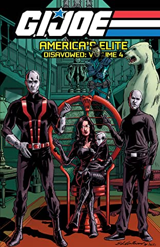 G.I. Joe: America's Elite - Disavowed Tome 4