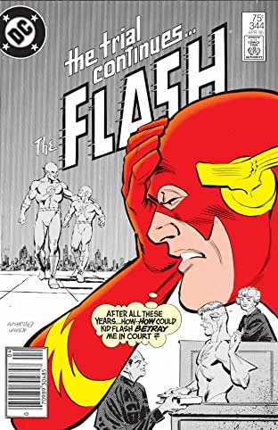 The Flash (1959-1985) #344
