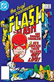 The Flash (1959-1985) #342