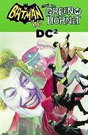 Batman '66 Meets The Green Hornet #8
