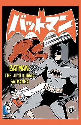 Batman: The Jiro Kuwata Batmanga #9