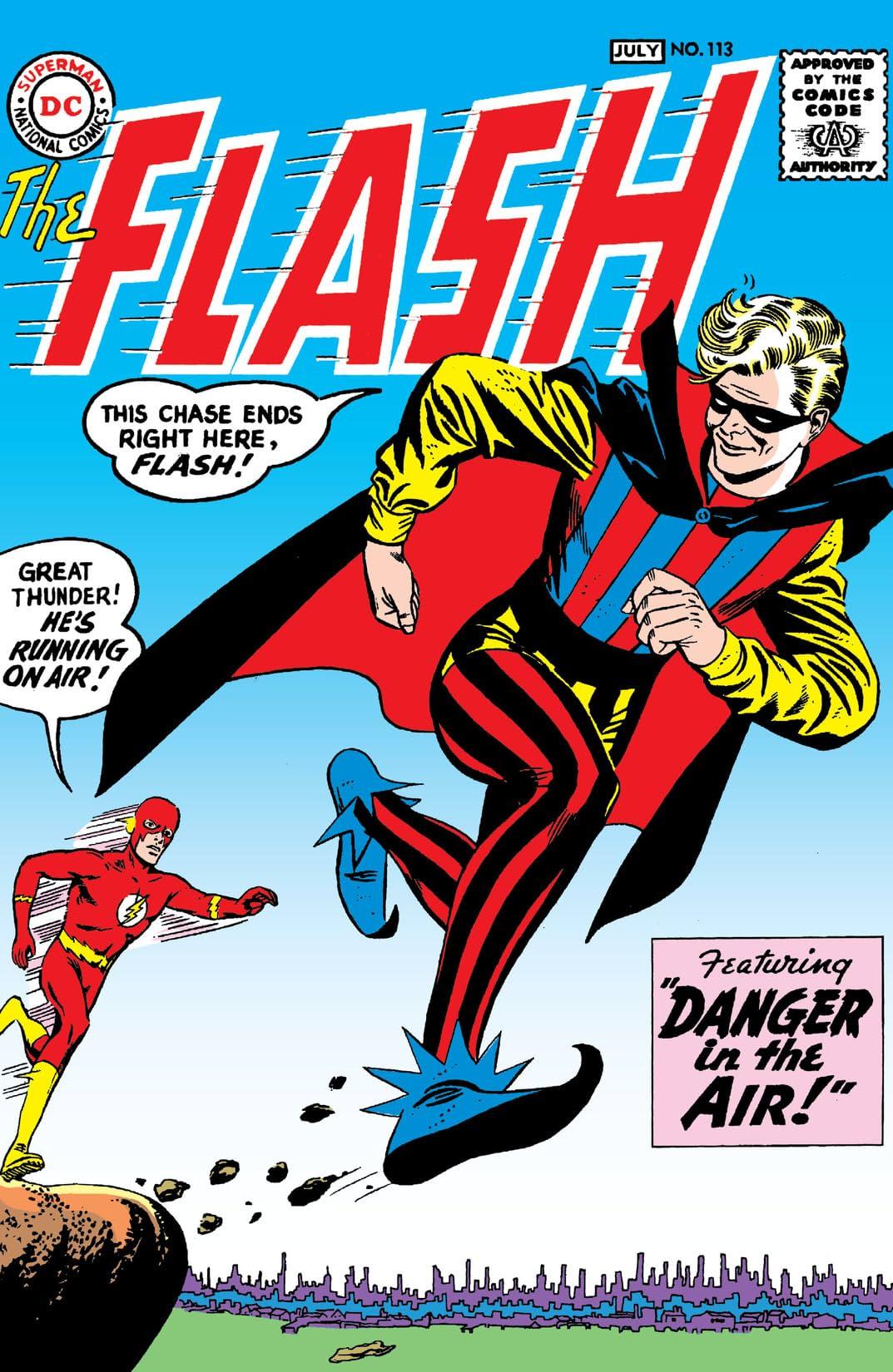 The Flash (1959-1985) #113