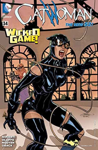 Catwoman (2011-2016) #34