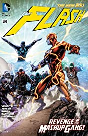 The Flash (2011-2016) #34