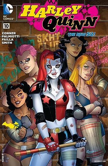 Harley Quinn (2013-2016) #10