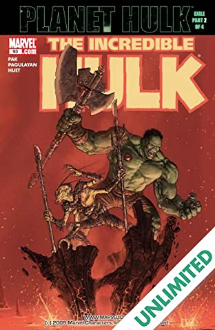 Incredible Hulk (1999-2007) #93