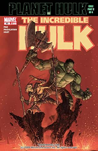 Incredible Hulk (1999-2008) #93