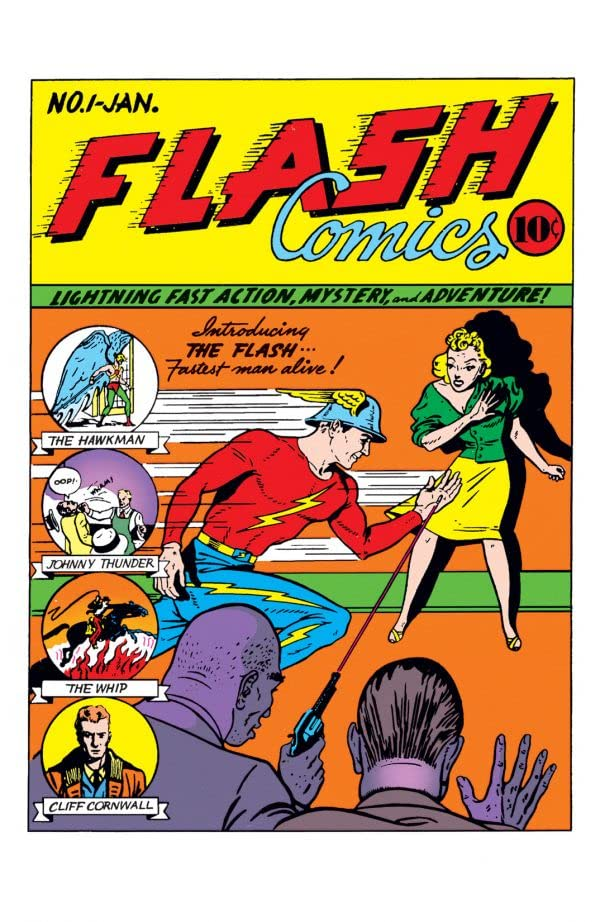 Flash Comics Vol. 1 #1