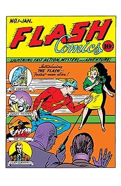 Flash Comics Vol. 1 #1