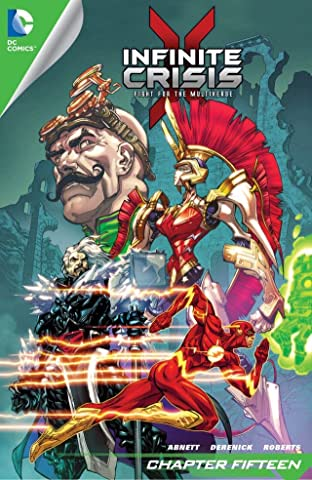 Infinite Crisis: Fight for the Multiverse (2014-2015) No.15