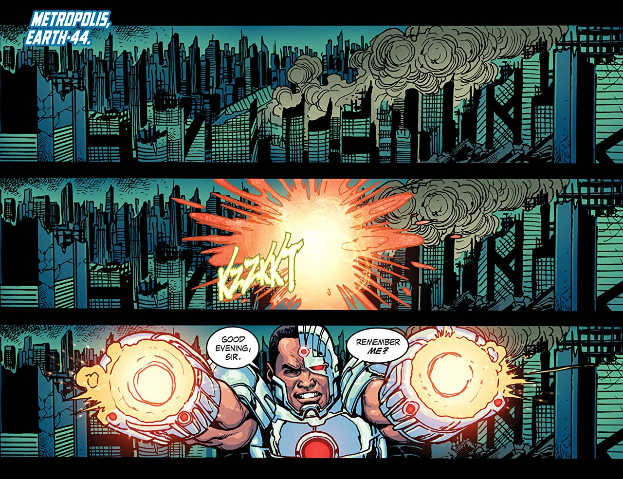 Infinite Crisis: Fight for the Multiverse (2014-2015) #15