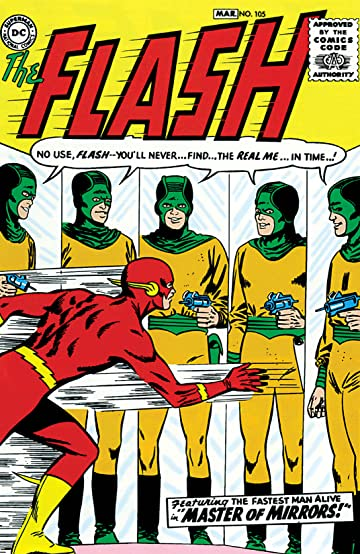 The Flash (1959-1985) #105
