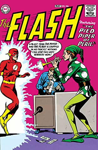 The Flash (1959-1985) #106