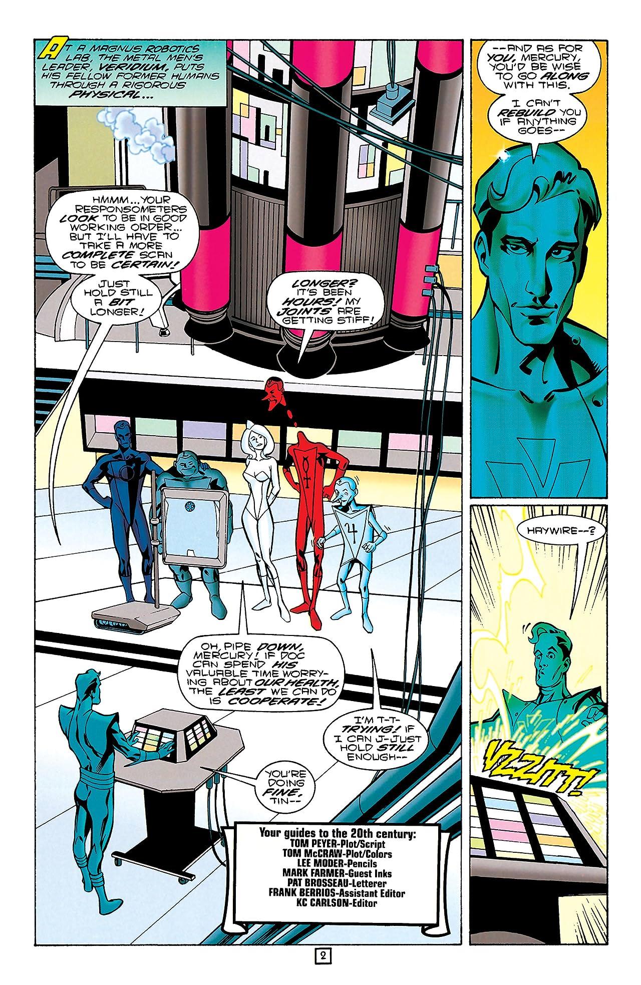 Legion of Super-Heroes (1989-2000) #95