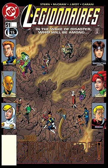 Legionnaires (1993-2000) #51