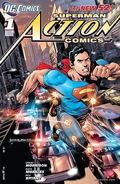 Action Comics (2011-2016) No.1
