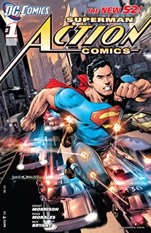 Action Comics (2011-2016) No.1