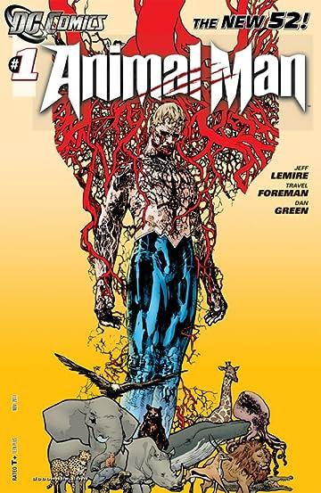 Animal Man (2011-2014) #1