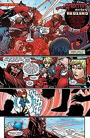 Red Lanterns (2011-2015) #34