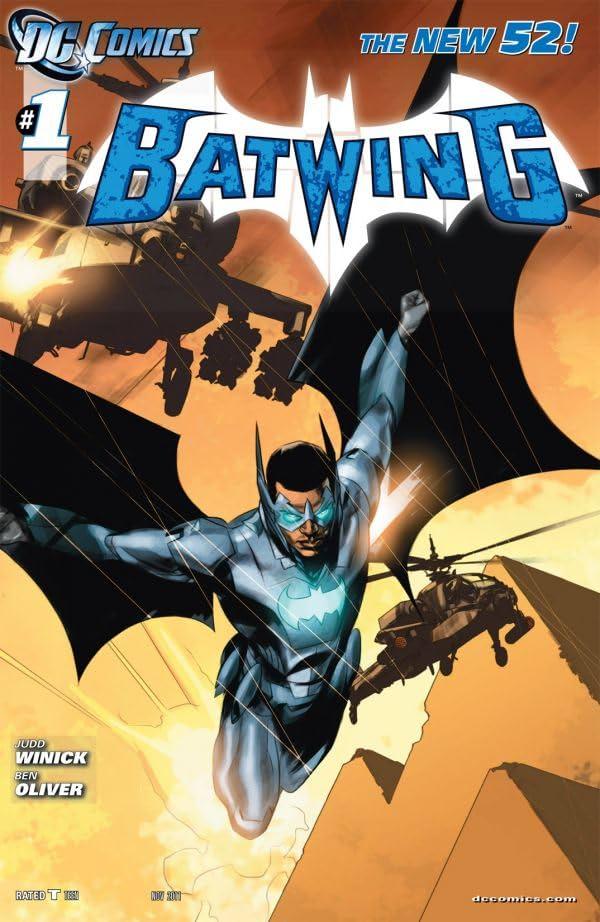 Batwing (2011-2014) #1
