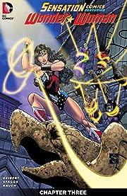 Sensation Comics Featuring Wonder Woman (2014-2015) #3