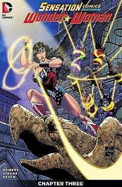 Sensation Comics Featuring Wonder Woman (2014-2015) No.3