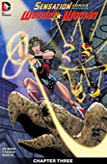 Sensation Comics Featuring Wonder Woman (2014-) #3