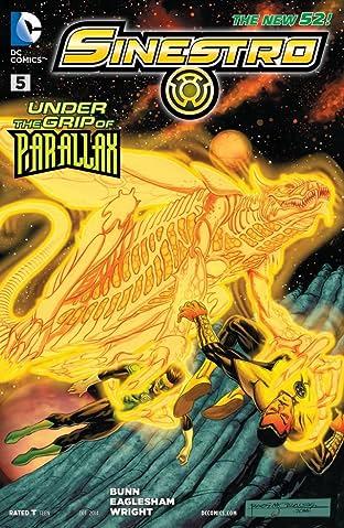 Sinestro (2014-2016) #5