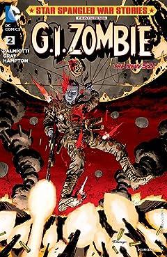 Star Spangled War Stories (2014-2015) #2