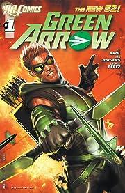 Green Arrow (2011-2016) No.1