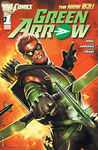 Green Arrow (2011-2016) #1