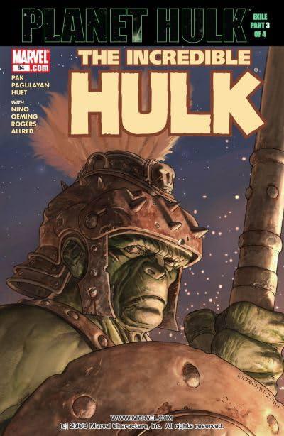 Incredible Hulk (1999-2007) #94
