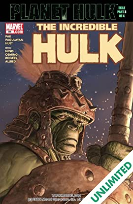 Incredible Hulk (1999-2007) #94