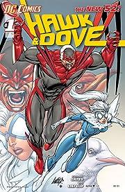 Hawk and Dove (2011-2012) #1