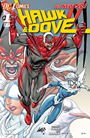 Hawk and Dove (2011-2012) #1