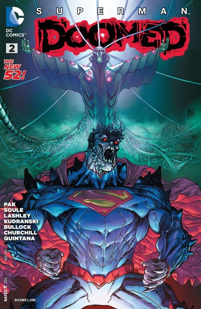 Superman: Doomed No.2