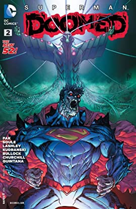Superman: Doomed #2