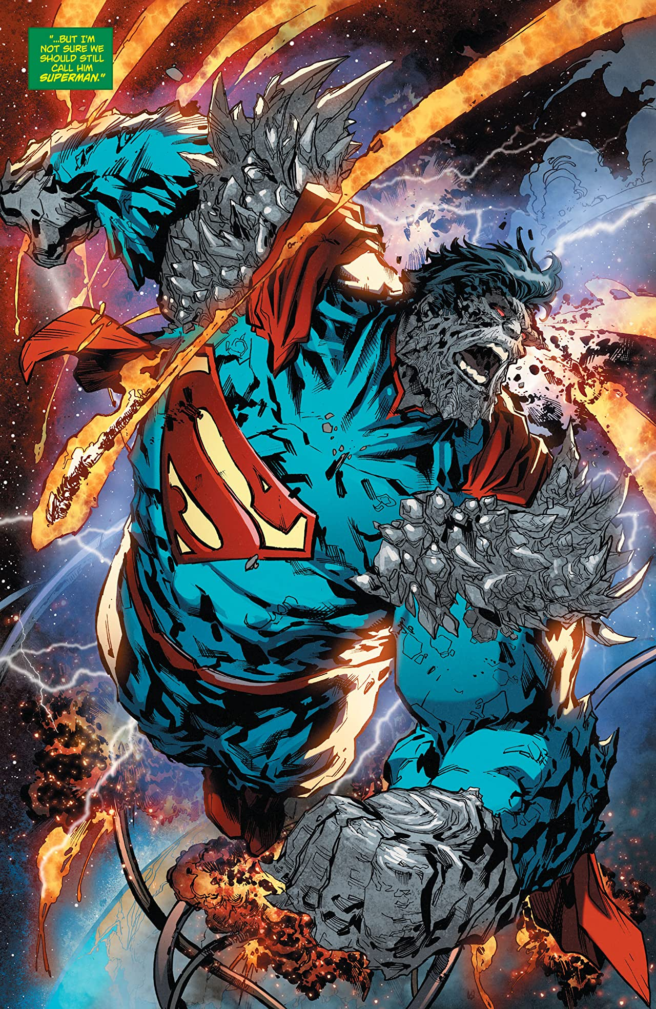 Superman: Doomed #2
