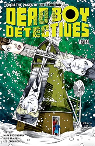 The Dead Boy Detectives (2014-) #8