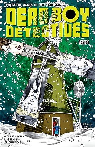 The Dead Boy Detectives (2014-) #8
