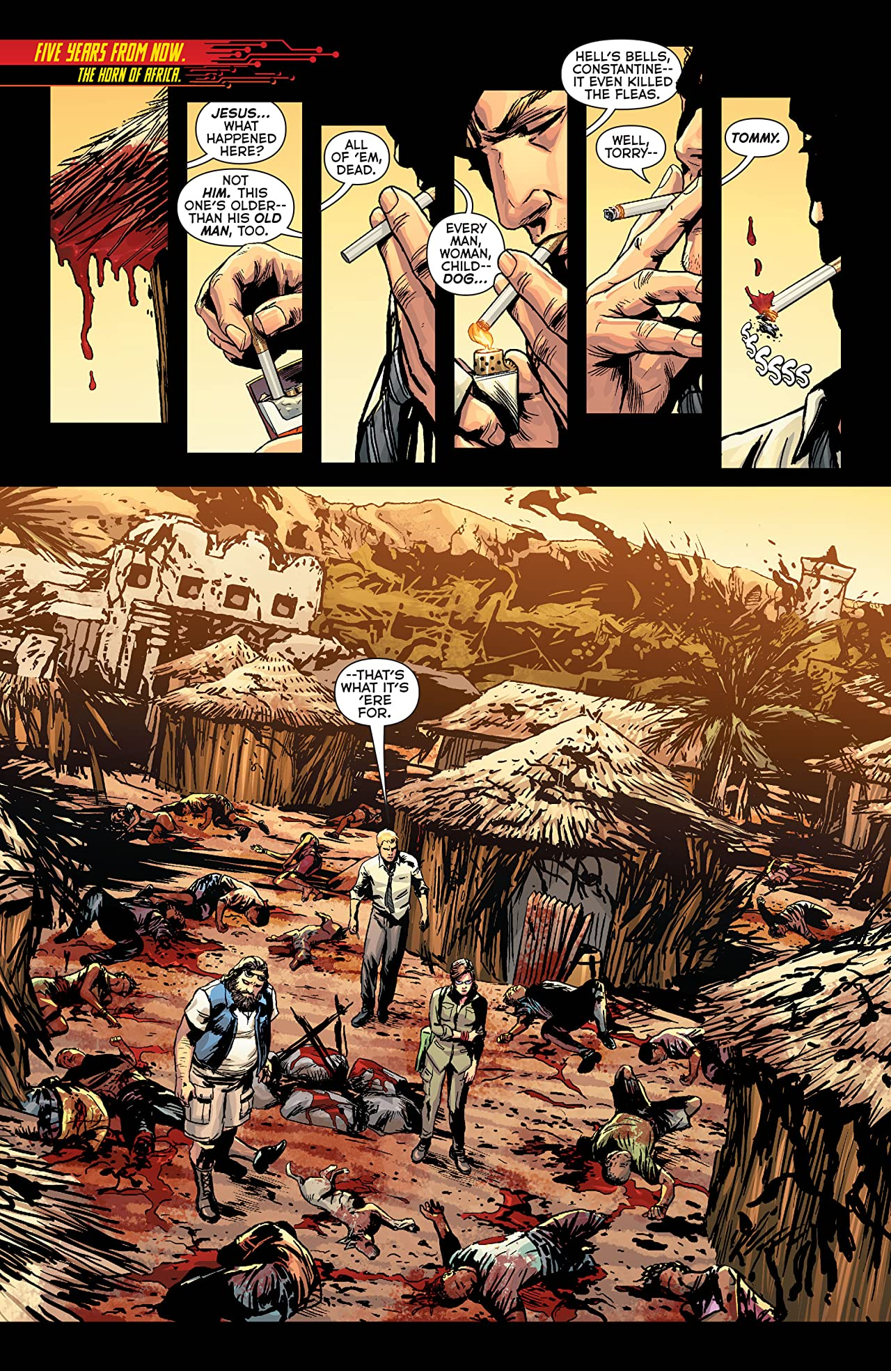 The New 52: Futures End #17