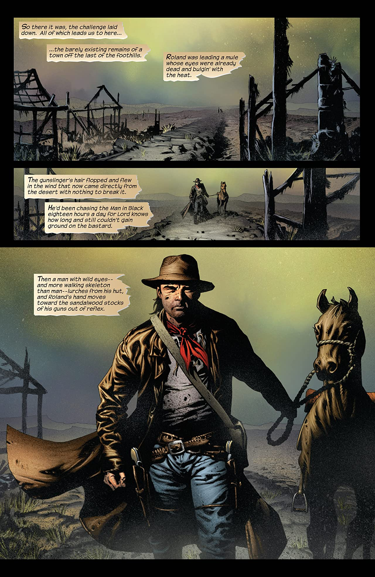 Dark Tower: The Gunslinger #1 (of 5)