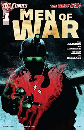 Men of War (2011-2012) #1
