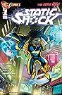 Static Shock (2011-2012) #1
